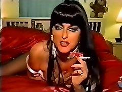 mature hot busty emo strip long nails smoking