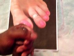 Luvwifesft Cum Cieņu Rozā Pirkstiem