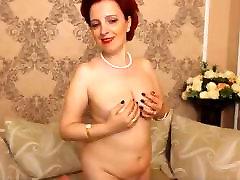 mature nice joana show full naked boob 45