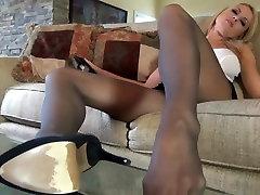 RANDY MOORE PANTYHOSE LOSER SEXY LEGS