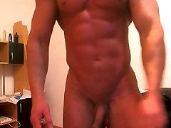 Emilio Naked Flexing NSFW
