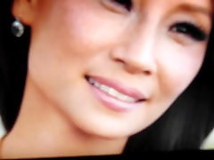 Lucy Liu family sex romantic couple videos Tribute