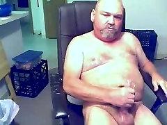 daddy bear cumming 11