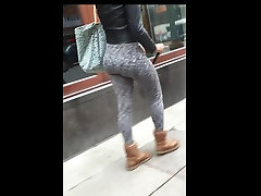I Hate When They Wear Panties Under The Leggings