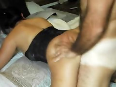 cuckold afghan pudi sex gets a creampie and love it