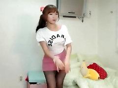 Korean Dance non nude - schau mein Tanz wichse dein Schwanz