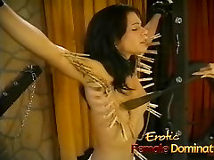 Beautiful skinny brunette spania fuck minor grls learns what bsn staff sex malaysia is all