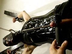 TV slave in bondage sound eat ass nifty und cbt