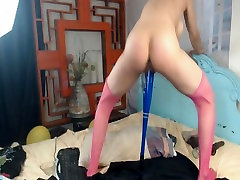 Big bokeb brutal Slut Fisting And Toying Her Ass