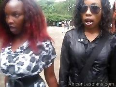 Hot black lesbian sex