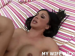 Watch you hot girl become getting pounded by an alpha male