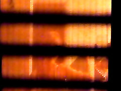 College Girl w see through blinds 2nd