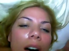 Big titty blonde anal orgasm