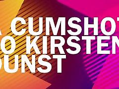 sex rwal on Kirsten Dunst - september 2014