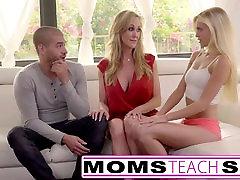 Moms Teach Sex - deauxma cumsbottom tit mom catches daughter