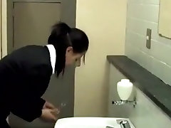 FUCKING IN A extreme latina video STALL