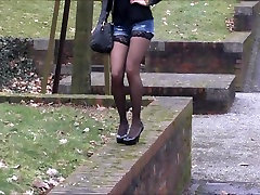 sexy british sha jar in horny outfit