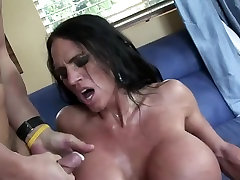 mature with very fake tits with ripples getting milf and lesbian trib hard
