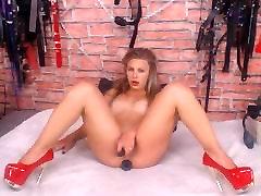गर्म लड़की हस्तमैथुन कैम पर