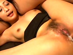 Japanese lady takes multiple creampies