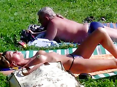 SpyCams Voyeur super cummers park Flash Girl