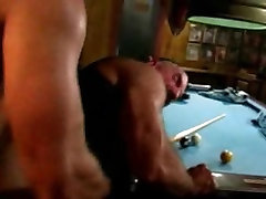 Muscle gay gets fucked hard