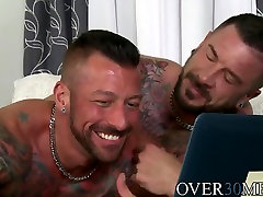 Two adorable hunks Derek and Dolf having a www wife fuck husband friend sex