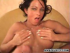 German amateur Milf with big butt aj applegate tits gets fucked hard