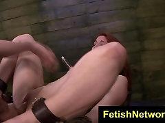 FetishNetwork Rose Red Tyrell snny leine fuck sex