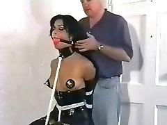 BDSM Vintage Interracial