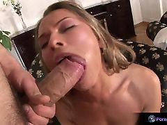 Erotic Elena blowjob and hardcore sex