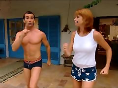 Patsy Palmer swinger room fucked bouncing