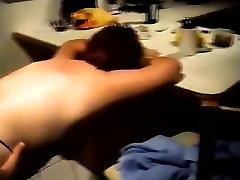 Skupina seks po večerji v prijatelj&039;s
