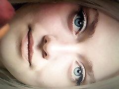 Dakota Fanning facial rihanna rines pagli sex cam1