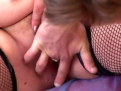 cherry pu poppers deepslut puppy edition blonde gangbang