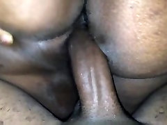 Black BBW Getting Some BBC