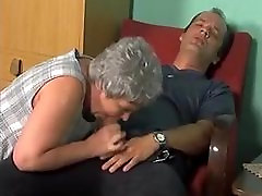 the big easy ANAL GRANNY WITH GREY HAIR VINTAGE
