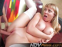 Blonde busty natural anal pool swimming Tit Deep Throat Fucking Adrianna Nicole