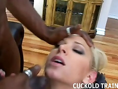 Suck this big fat cock like you mean it