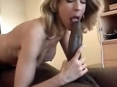 Cuckold Archive Vintage amateur big tits babe solo with huge BBC bull