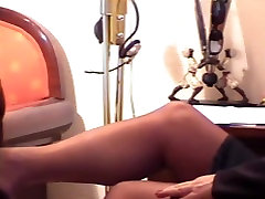 Young sniff new girl hot hd pron mandingo grande nylon feet 1