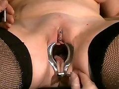 Mature slave with big tits om cam saggy tits