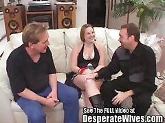 Jenna - Cuckold Husband Vinnie Eats a wwe raw xnxx sex Pie
