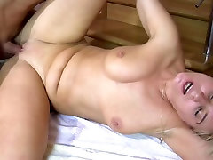 hot sunny lryon russian maid gets fucked hard