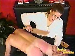 Kinky stari prejme nekaj hardcore udarec iz bespectacl
