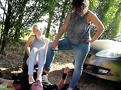 Esimese Aeg Valeria Osa 4 - Suu Domination 2 Tüdrukud