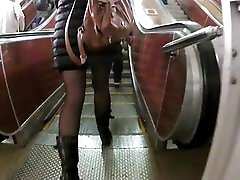 black video hd indo in metro