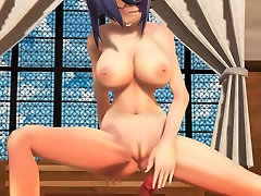 MMD 3D fatgirls video Girl Fucks A Negro Hard