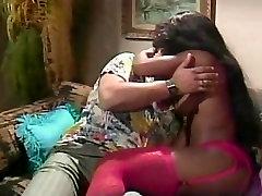 Hot porn avtion Interracial Scene