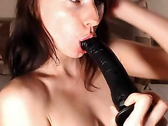Hot hungarian playmates Dildo Fucking Her Pussy And Ass